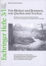Eschringer Heft 3/1 - Von Bächen und Brunnen, von Quellen und Teichen
