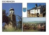 Ansichtskarte Eschringen 1995